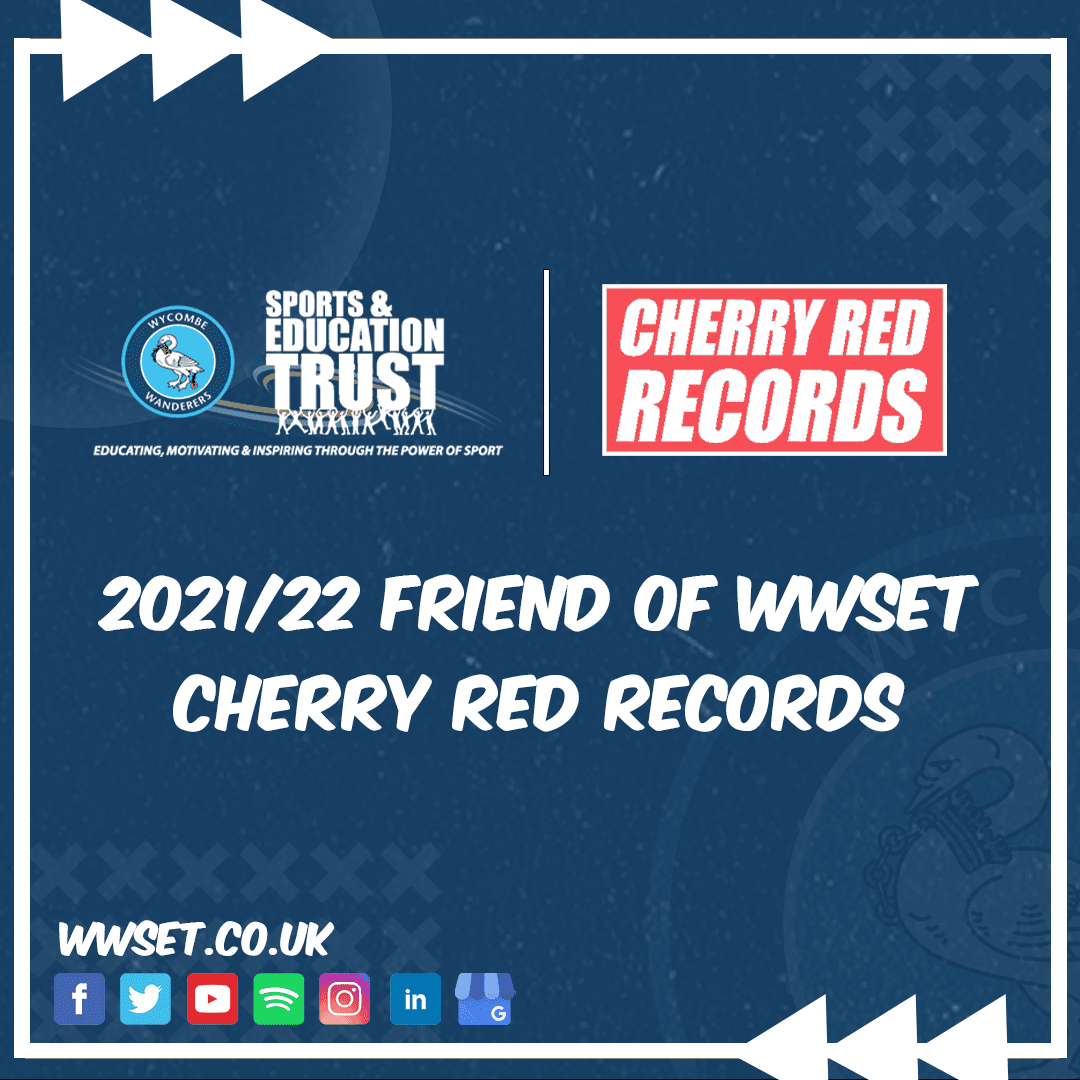 Cherry Red Records | Friends of WWSET | IG