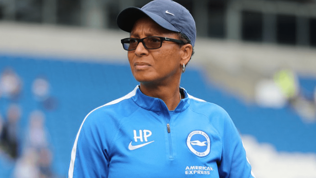 Black History Month Hope Powell